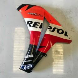 Fiancata sinistra Repsol...