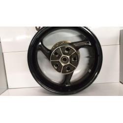 Black rear rim suzuki gsr 750